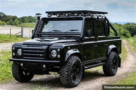 old land rover defender for sale classic rich brit edition land rover defender 110 x