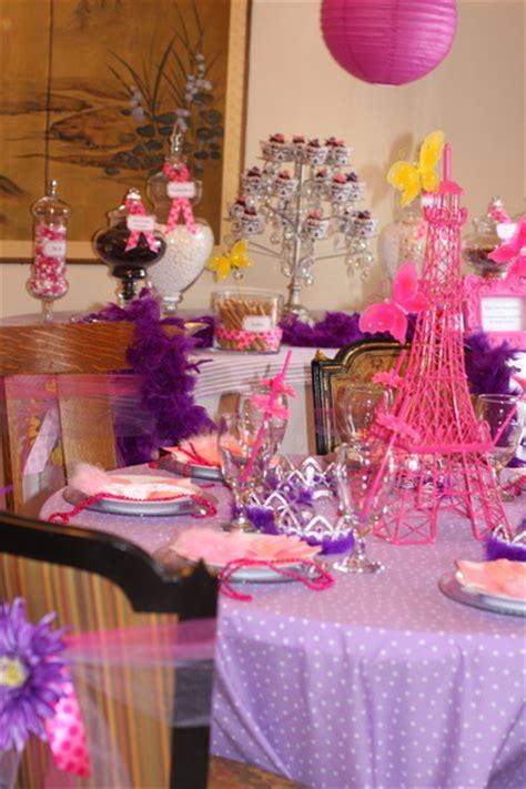 fancy nancy birthday party project nursery