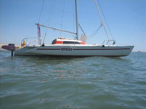 Trimaran Sailboat by Fly Trimaran In Pto Dptivo De Punta Umbr 237 A