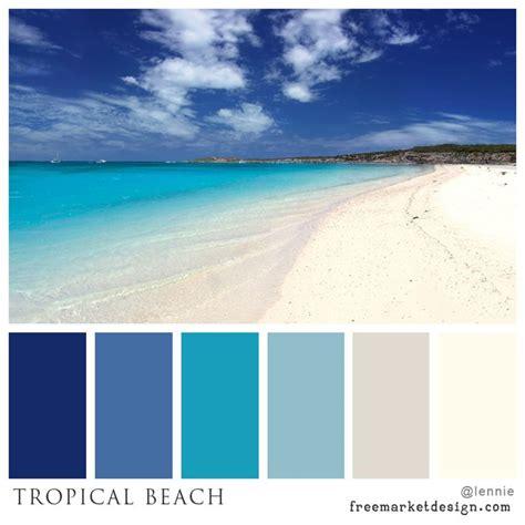 Teal Bathroom Wall Decor by Best 25 Beach Color Schemes Ideas On Pinterest Beach