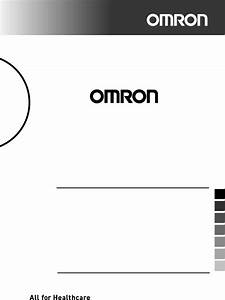 Omron Connect Mode Demploi
