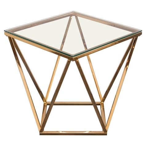 prism side table lux lounge efr