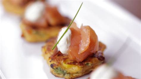 cheap easy canapes food