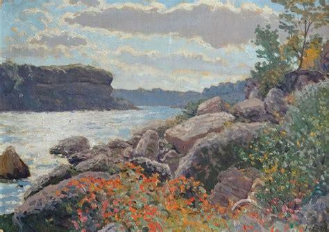 Item #10 - Jānis Jaunsudrabiņš (1877-1962) - Auction 56 ...