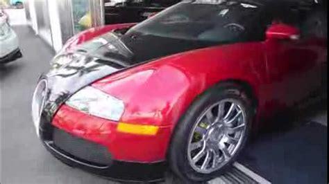 2006 Bugatti Veyron Start Up/rev/loading
