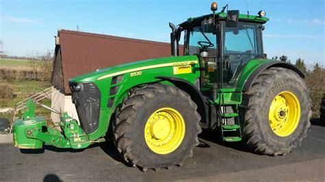 John Deere 8530 - Tractors, Price: £68,295, Year of