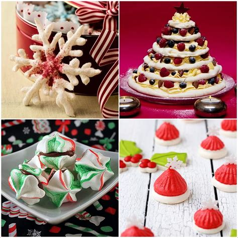 What a great combination in one pie! Delicious Meringue Christmas Dessert Ideas for You
