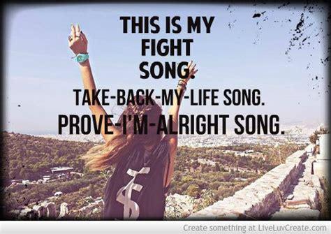 Best 25+ Fight Song Lyrics Ideas On Pinterest