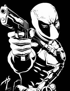 They Call Me Deadpool by Hal-2012 on DeviantArt