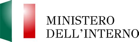 Logo Ministero Interno by File Ministerointerno Svg