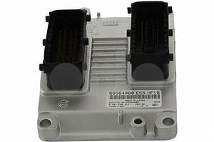 55564080  Saab Ecu  Ecm Engine Computer