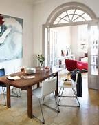 Modern Dining Room Decorating Ideas by Modern Vintage Dining Room Room Decorating Ideas Home Decorating Ideas
