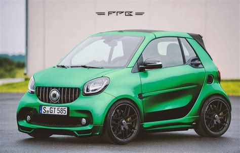 smart fortwo zubehör smart fortwo with amg gt r genes is the preposterous mashup of the day carscoops