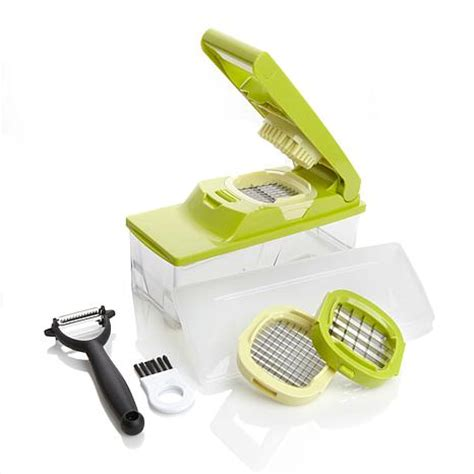kitchen dicer with accessories master dicer multipurpose slicer dicer with peeler tool hsn 8036