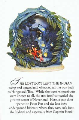 return  hangmans tree story time postcard