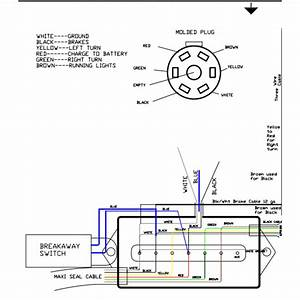 32 Bargman 7 Way Trailer Wiring Diagram