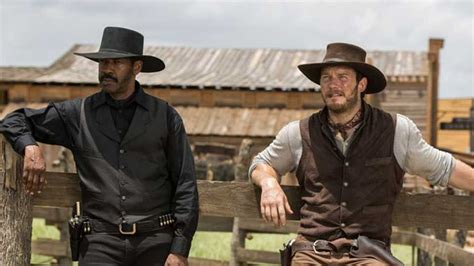 See Denzel Washington, Chris Pratt and the gang in new ...