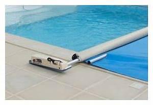 Enrouleur Bache Piscine Electrique : enrouleur lectrique motoris b che barres droopi piscine center net ~ Melissatoandfro.com Idées de Décoration