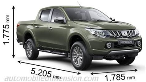 renault alaskan vs nissan navara pick up vehicles comparison with dimensions