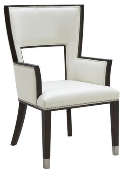 Kitchen Chairs Comfortable by Comfortable Leather Dining Armchair Ivory Contemporary