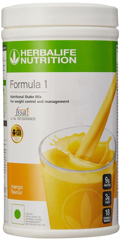 Amazon.com: Herbalife Afresh Energy Drink Mix - Lemon - 50