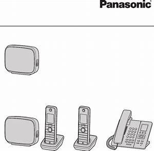 User Manual Panasonic Kx