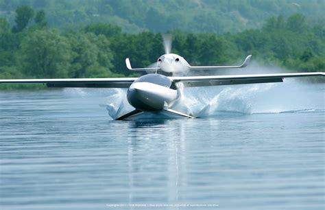 The Only Seaplane With Hydrofoils, Just 0,000