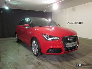 Audi A1 Tfsi 122 : 2011 audi a1 sportback 1 4 tfsi s line 90 122 kw ps s t car photo and specs ~ Gottalentnigeria.com Avis de Voitures