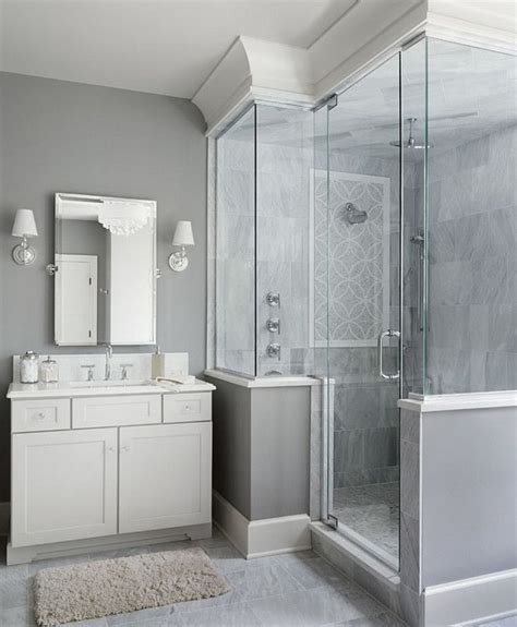 Bathroom Colors That Go With Grey by Cool Light Grey Paint For Bathroom Homedcin