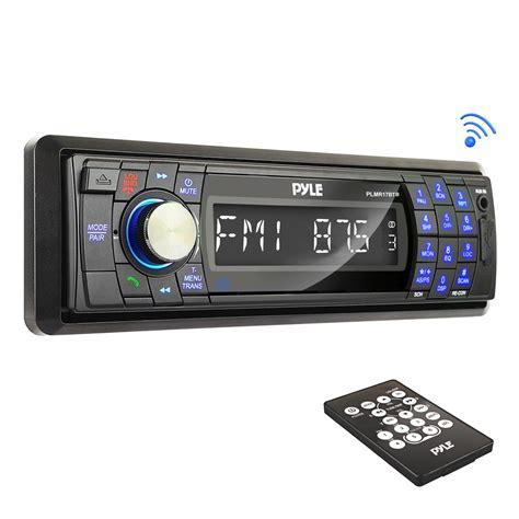 pyle plmr17btb marine and waterproof headunits stereo receivers