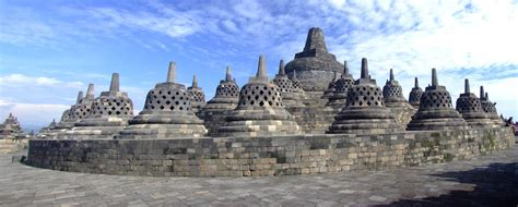 borobudur temple  indonesia travelling moods