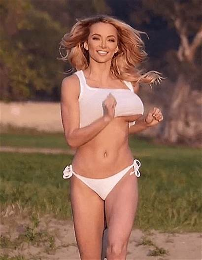 Lindsey Pelas Gifs Famous Bouncing Before Tits