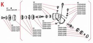 Shindaiwa F18 And T18 Trimmer Parts Diagrams
