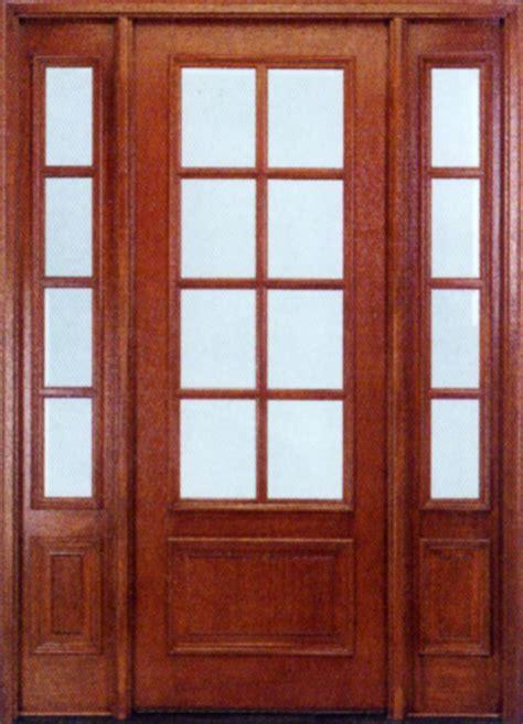 Front Doors Creative Ideas Wood French Doors