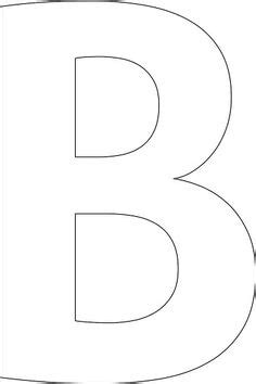 b block letter free printable fancy letters free printable large 33779