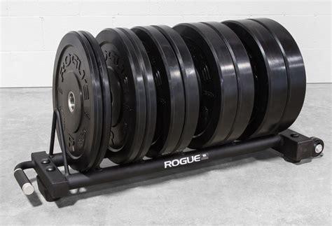 rogue horizontal plate rack  bumper storage