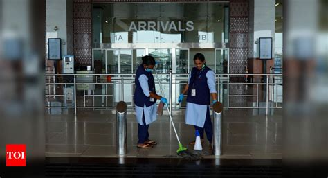 Airports in Kerala, other states gear up to receive ...