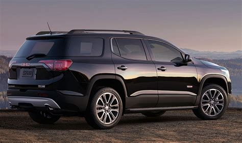 2018 Gmc Acadia by 2018 Gmc Acadia Changes Features Price 2018 2019 Suvs