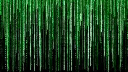 Matrix Script Version Rain Depth Gimp
