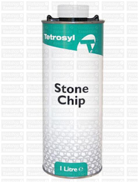 tetrosyl chip protection coating white 1l garage