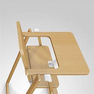 Chaise Haute Bébé Pliante : chaise haute b b bois pliante pi ti li ~ Farleysfitness.com Idées de Décoration