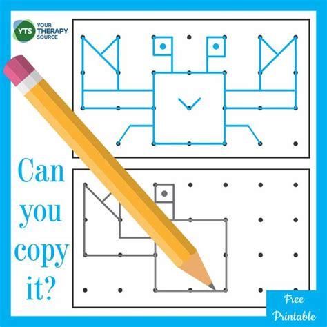 printable visual spatial reasoning