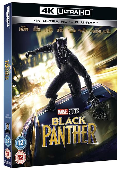 black panther  uhd blu ray sklep bluedvdpl