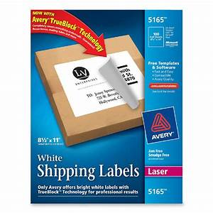 mailing label avery dennison 5165 ave5165 labels With avery dennison labels templates