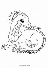 Dragon Coloring Pages Printable Cool2bkids sketch template
