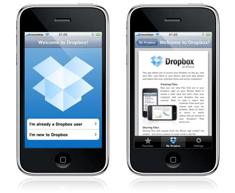 dropbox iphone dropbox iphone file between phone and