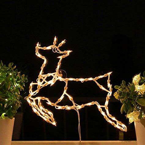 Fensterdeko Weihnachten Aussen by Fenster Silhouette Weihnachten 45cm Weihnachtsdeko