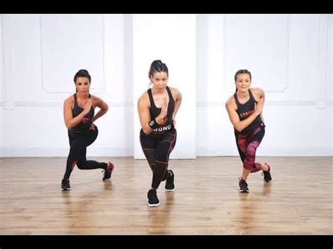 20-Minute STRONG by Zumba Workout by POPSUGAR Fitness ...