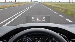 Affichage Tete Haute : volkswagen passat l 39 affichage t te haute largi ~ Maxctalentgroup.com Avis de Voitures