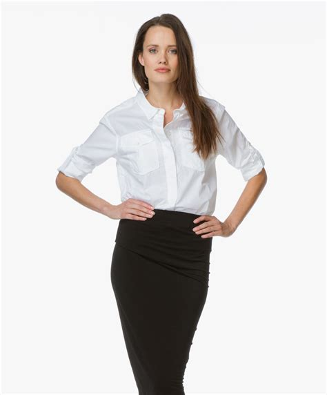 looking blouse shop the look casual office look perfectly basics
